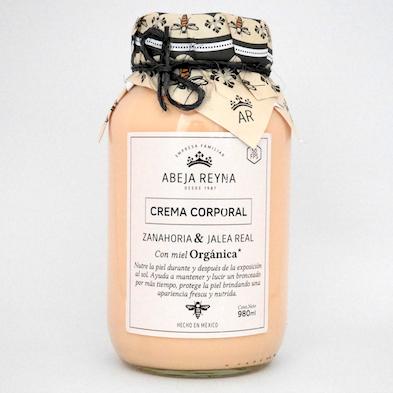 Crema corporal zanahoria y jalea real 980ml