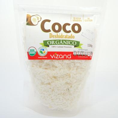 Coco deshidratado