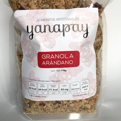 Granola yanapay