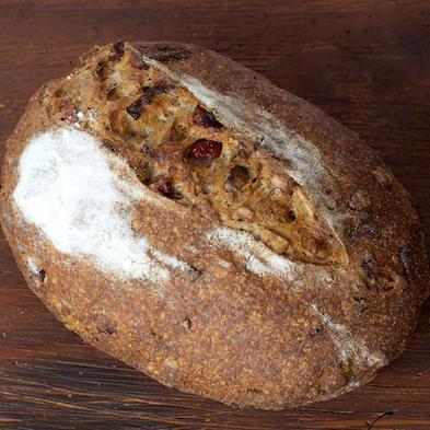Pan de arándano