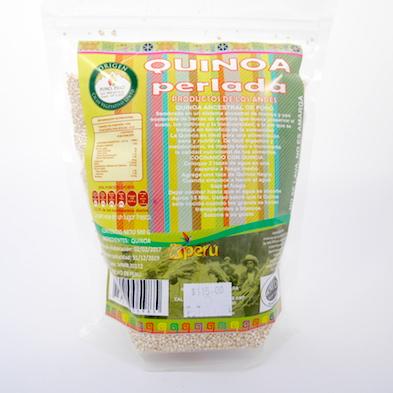 Quinoa perlada natural