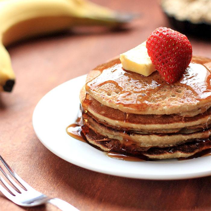 Hotcakes-avena